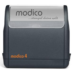 modico 4 schwarz 57x20mm schwarz