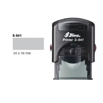 Shiny S-841 Abdruckfläche 26x10mm
